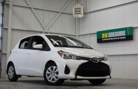 2015 Toyota Yaris LE #0