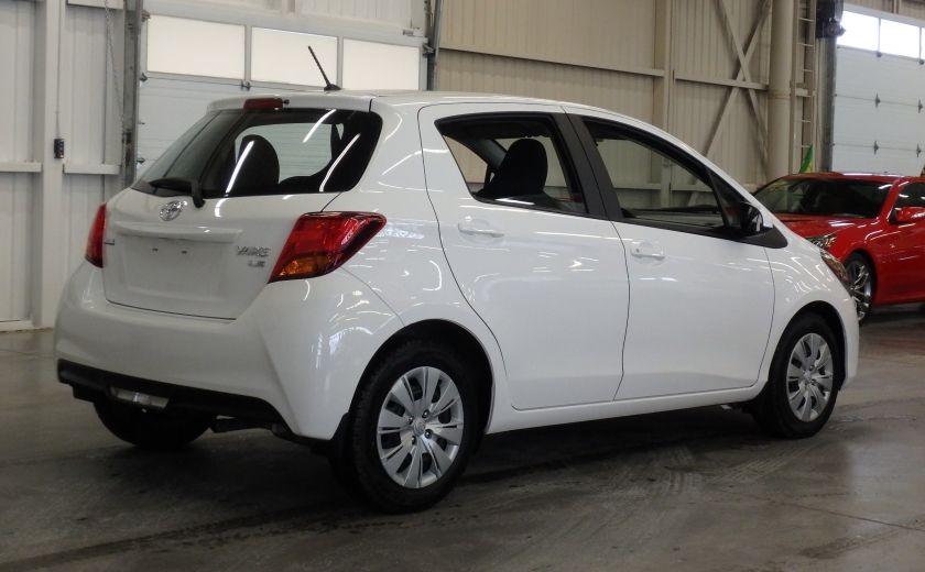 2015 Toyota Yaris LE #6