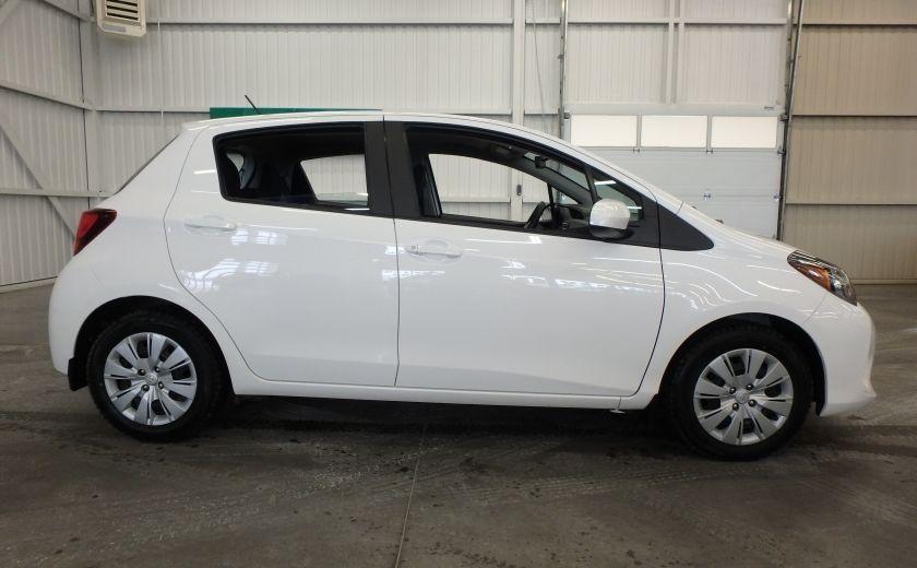 2015 Toyota Yaris LE #7