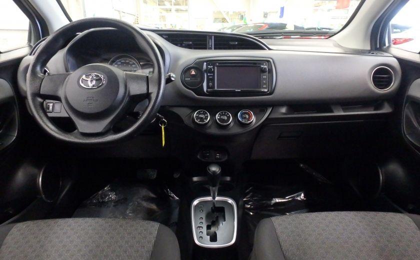 2015 Toyota Yaris LE #11