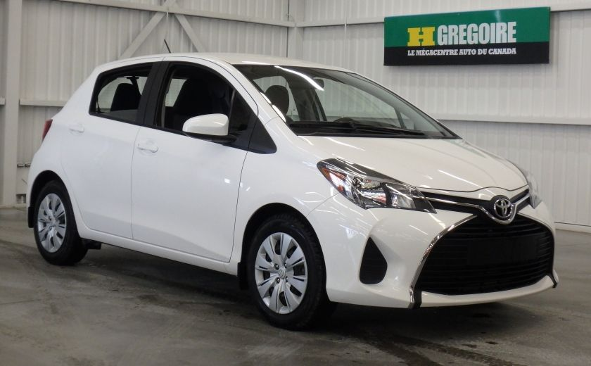 2015 Toyota Yaris LE #8