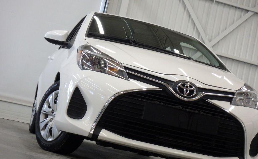2015 Toyota Yaris LE #29