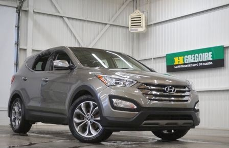 2013 Hyundai Santa Fe SE AWD (caméra-toit-cuir-sonar) in Trois-Rivières