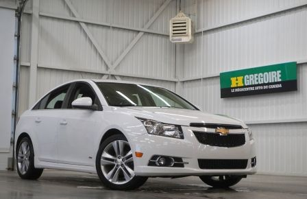 2014 Chevrolet Cruze LT RS 1.4L Turbo (cuir-toit-caméra) in Victoriaville