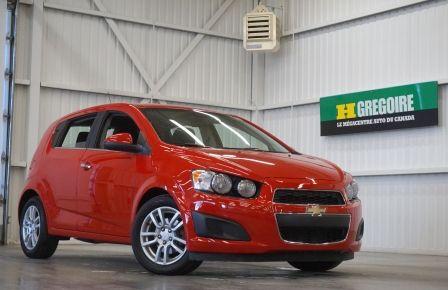 2012 Chevrolet Sonic LT à Rimouski