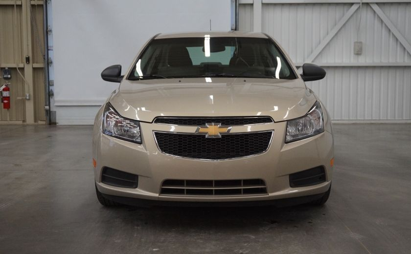 2011 Chevrolet Cruze LS #1
