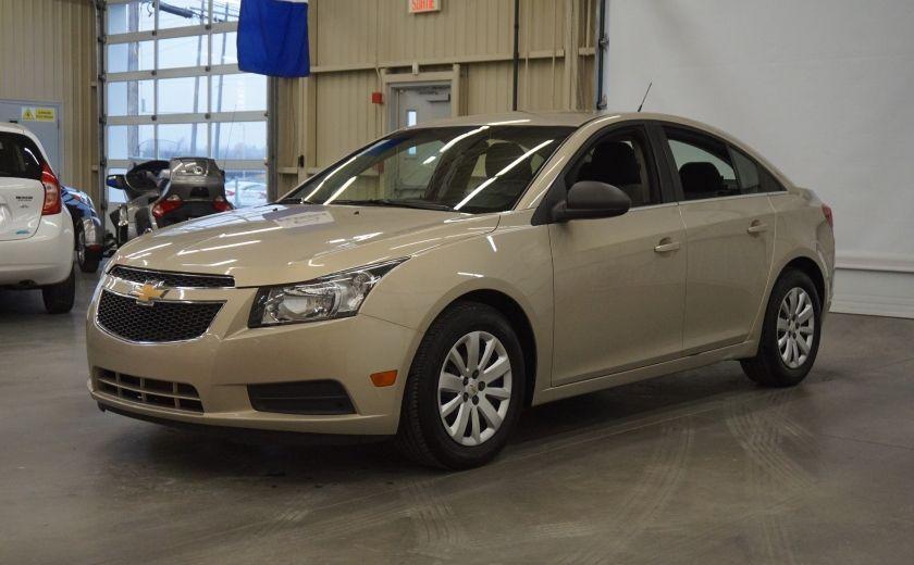 2011 Chevrolet Cruze LS #2