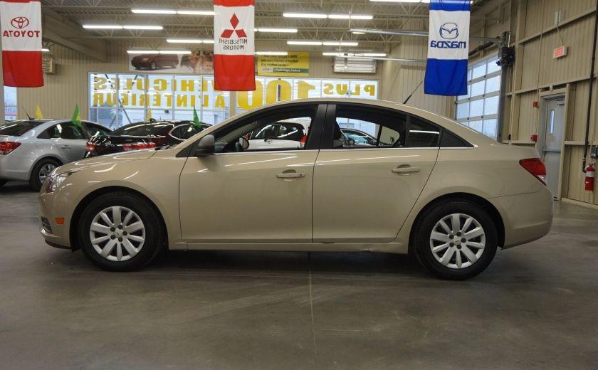 2011 Chevrolet Cruze LS #3