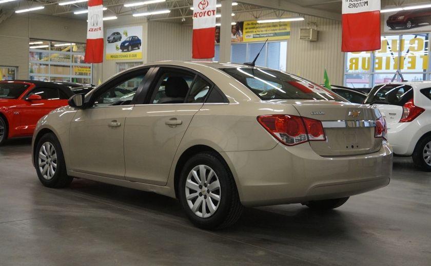 2011 Chevrolet Cruze LS #4