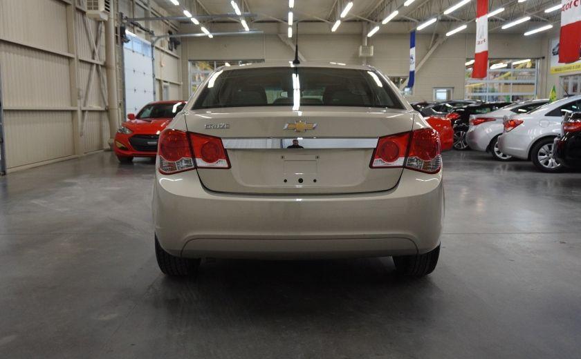 2011 Chevrolet Cruze LS #5