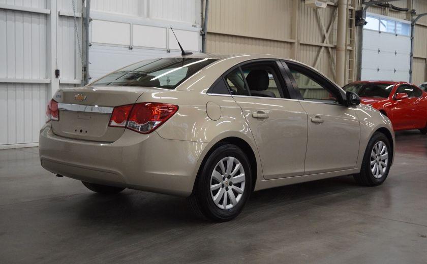 2011 Chevrolet Cruze LS #6