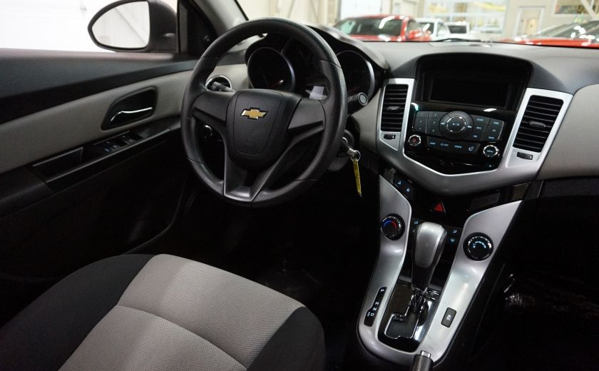 2011 Chevrolet Cruze LS #11
