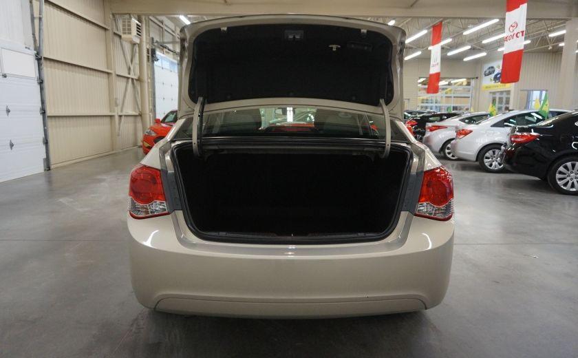 2011 Chevrolet Cruze LS #18