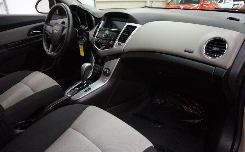 2011 Chevrolet Cruze LS #23