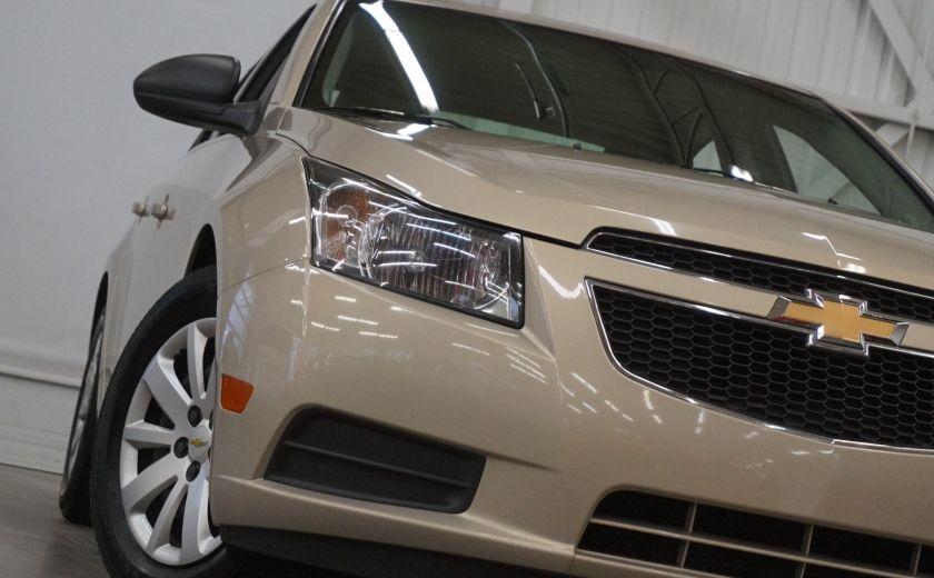 2011 Chevrolet Cruze LS #26