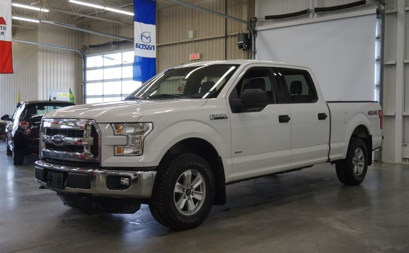 2015 Ford F150 XLT 4WD Ecoboost #1