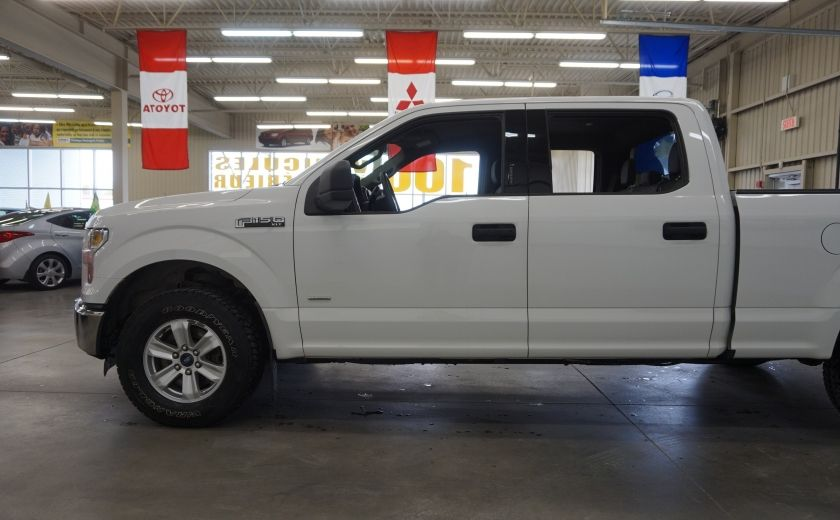 2015 Ford F150 XLT 4WD Ecoboost #2