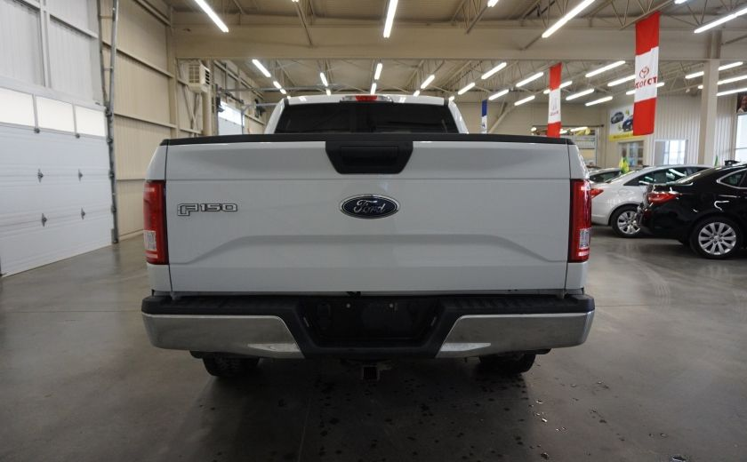 2015 Ford F150 XLT 4WD Ecoboost #4
