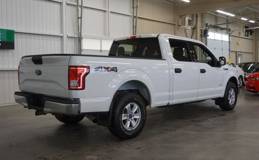 2015 Ford F150 XLT 4WD Ecoboost #5