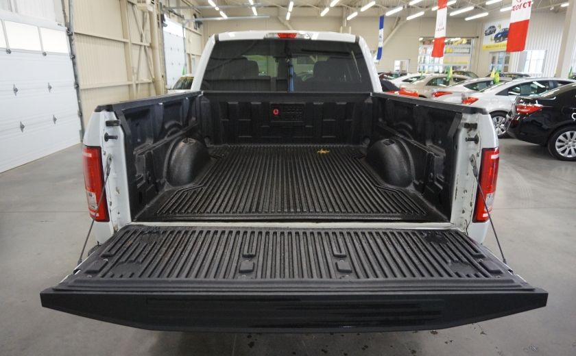 2015 Ford F150 XLT 4WD Ecoboost #29