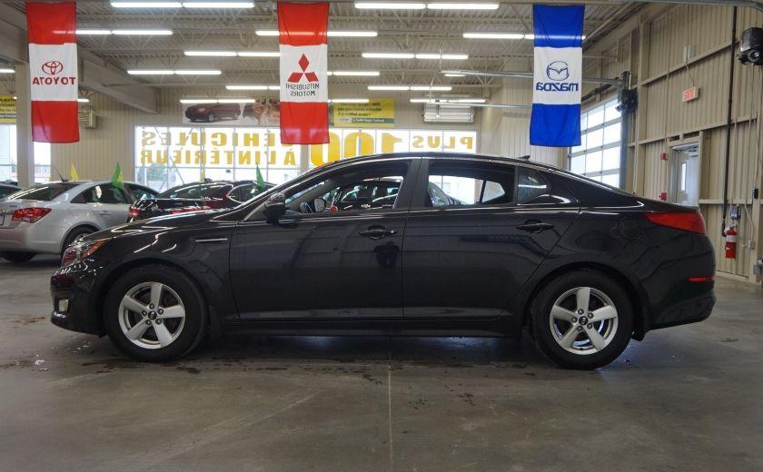2015 Kia Optima LX #3