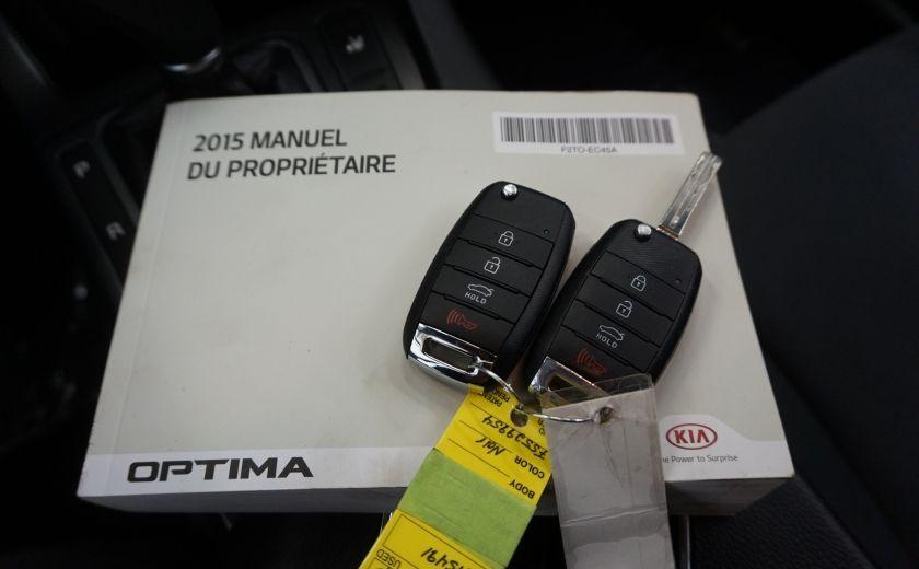 2015 Kia Optima LX #29