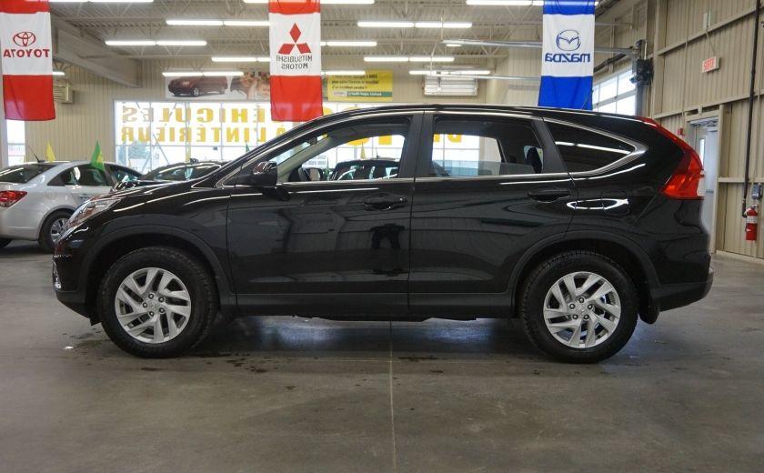 2015 Honda CRV EX AWD (caméra-toit ouvrant) #3