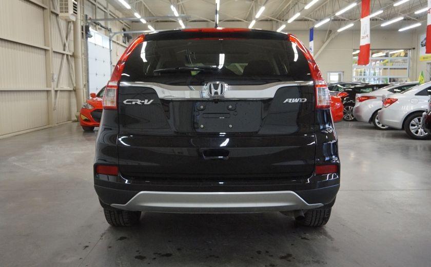 2015 Honda CRV EX AWD (caméra-toit ouvrant) #5