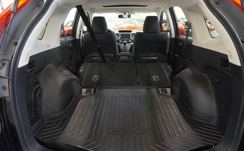2015 Honda CRV EX AWD (caméra-toit ouvrant) #28