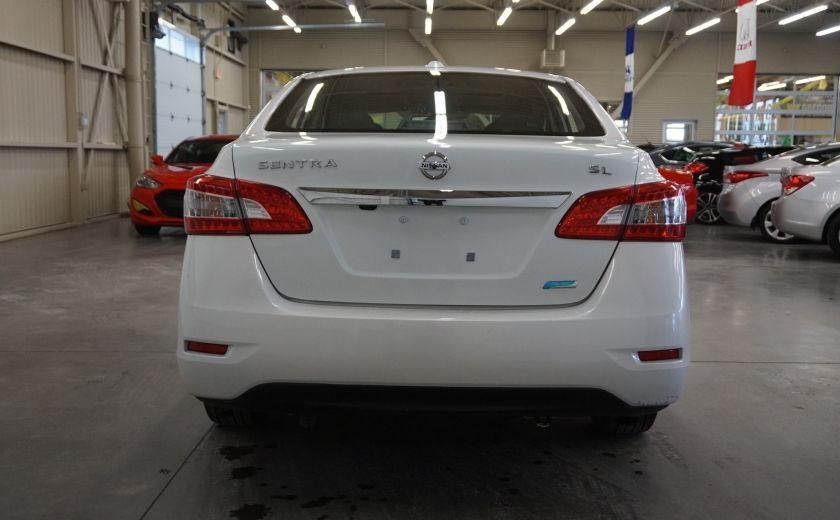 2013 Nissan Sentra SL (caméra-toit-navi-cuir) #5