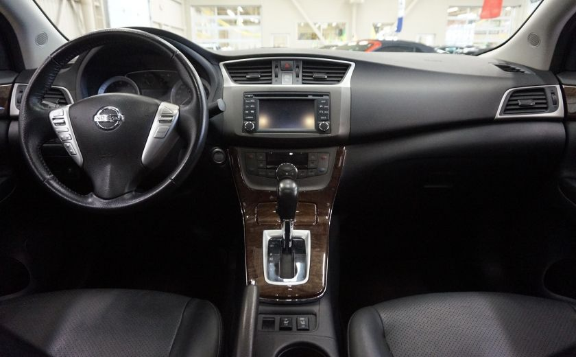 2013 Nissan Sentra SL (caméra-toit-navi-cuir) #10