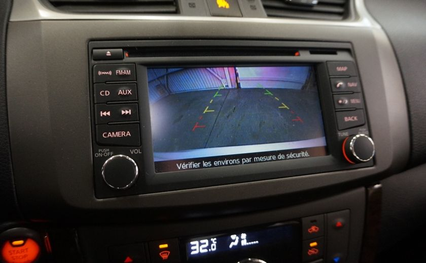 2013 Nissan Sentra SL (caméra-toit-navi-cuir) #16