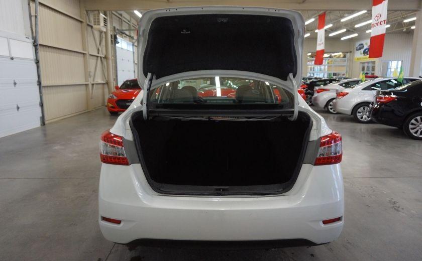 2013 Nissan Sentra SL (caméra-toit-navi-cuir) #23