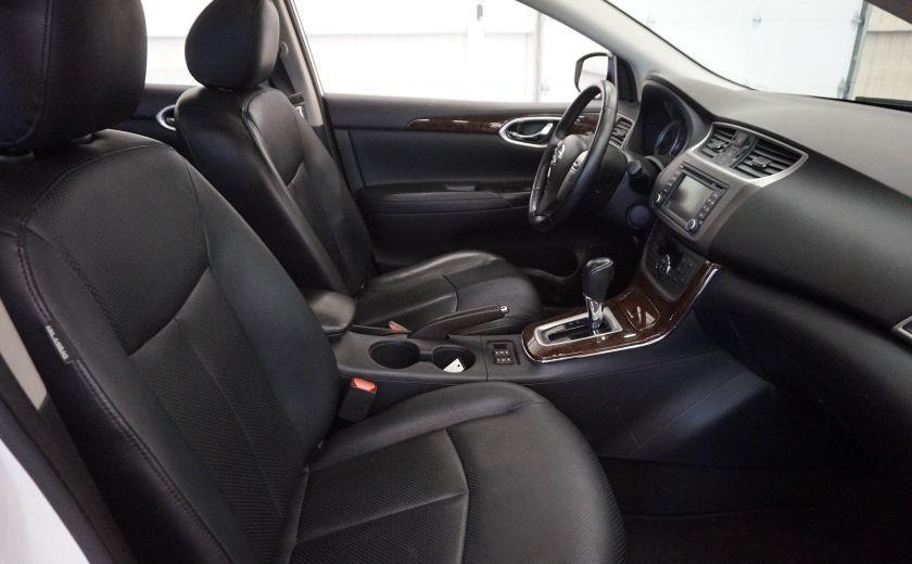 2013 Nissan Sentra SL (caméra-toit-navi-cuir) #27