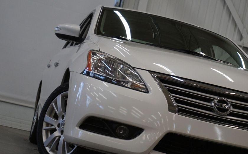2013 Nissan Sentra SL (caméra-toit-navi-cuir) #31