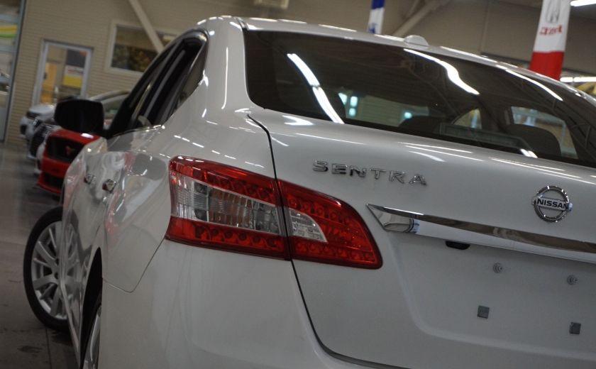 2013 Nissan Sentra SL (caméra-toit-navi-cuir) #32