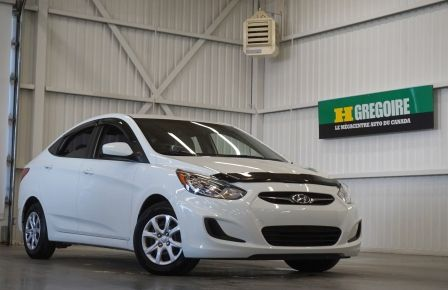 2014 Hyundai Accent GL à Trois-Rivières