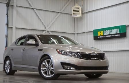 2013 Kia Optima EX Turbo (cuir-caméra de recul) in Sherbrooke
