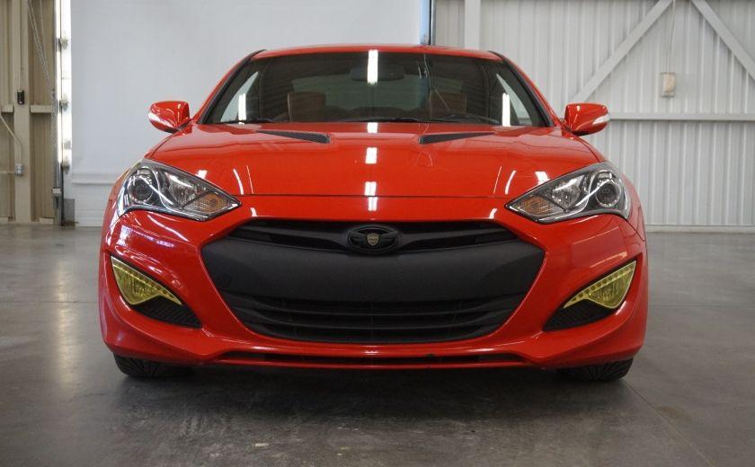 2013 Hyundai Genesis GT COUPE V6 3.8 (cuir-toit-navi) #1