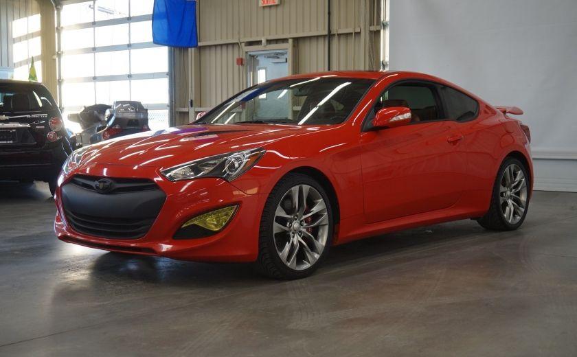 2013 Hyundai Genesis GT COUPE V6 3.8 (cuir-toit-navi) #2