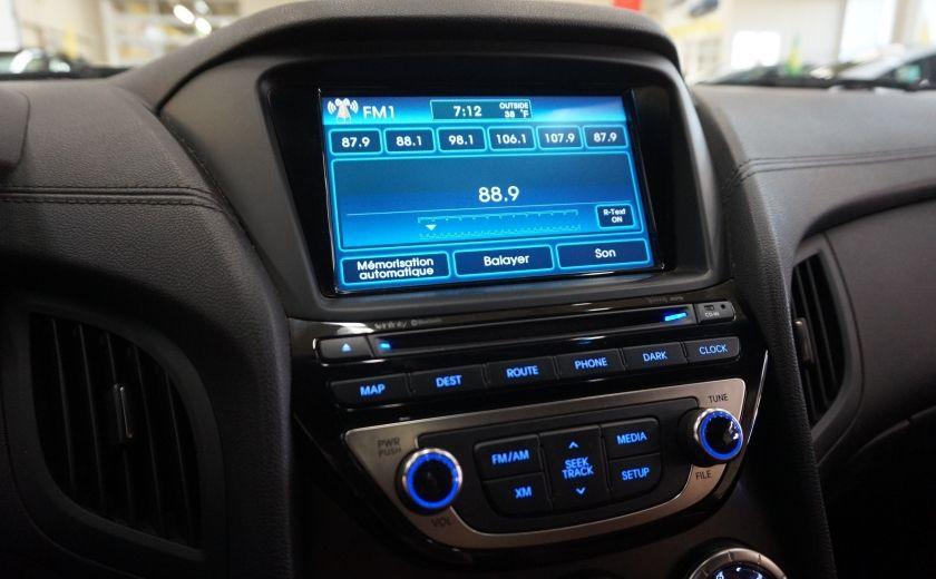 2013 Hyundai Genesis GT COUPE V6 3.8 (cuir-toit-navi) #13