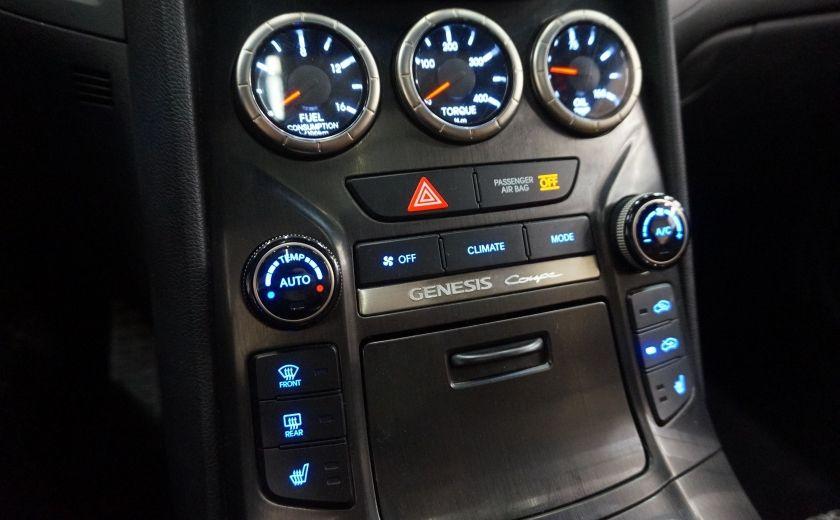 2013 Hyundai Genesis GT COUPE V6 3.8 (cuir-toit-navi) #14