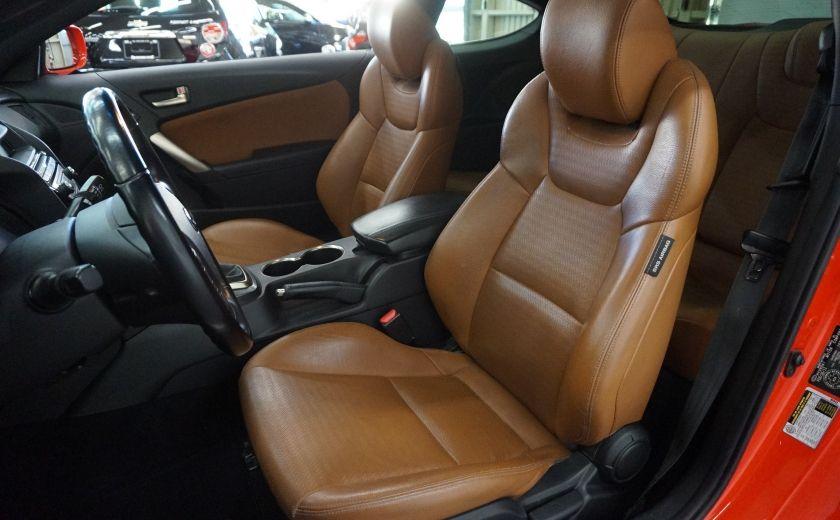 2013 Hyundai Genesis GT COUPE V6 3.8 (cuir-toit-navi) #21