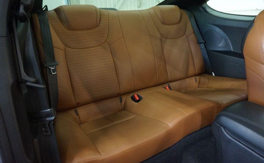 2013 Hyundai Genesis GT COUPE V6 3.8 (cuir-toit-navi) #25