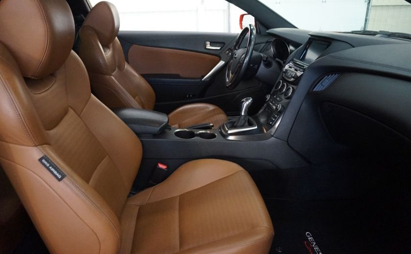 2013 Hyundai Genesis GT COUPE V6 3.8 (cuir-toit-navi) #26
