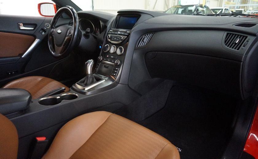 2013 Hyundai Genesis GT COUPE V6 3.8 (cuir-toit-navi) #27