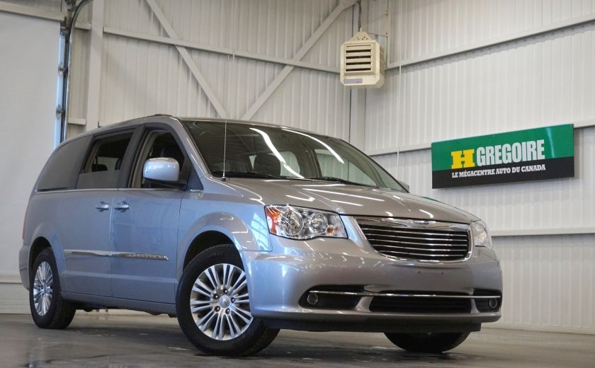 2015 Chrysler Town And Country Touring Stow'n Go  (caméra-cuir) #0