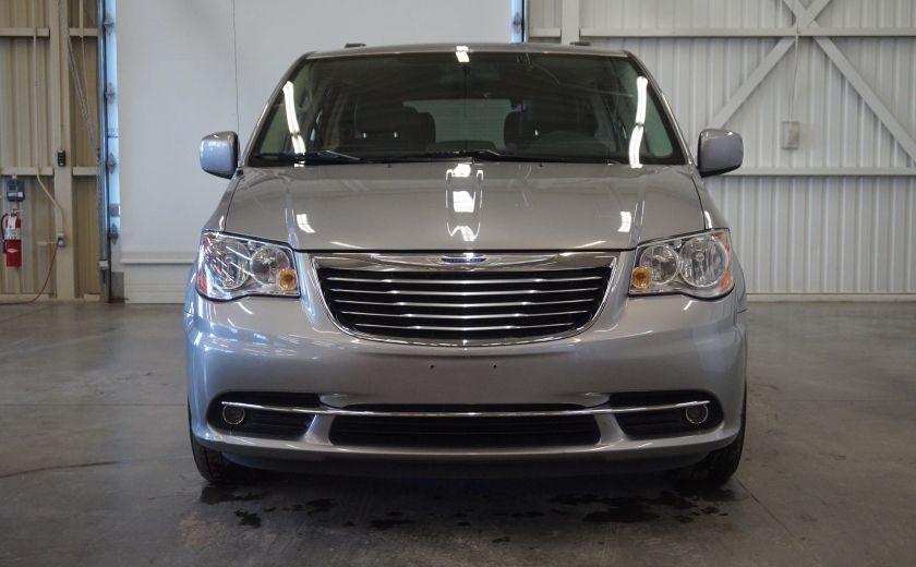 2015 Chrysler Town And Country Touring Stow'n Go  (caméra-cuir) #1