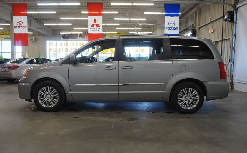 2015 Chrysler Town And Country Touring Stow'n Go  (caméra-cuir) #3