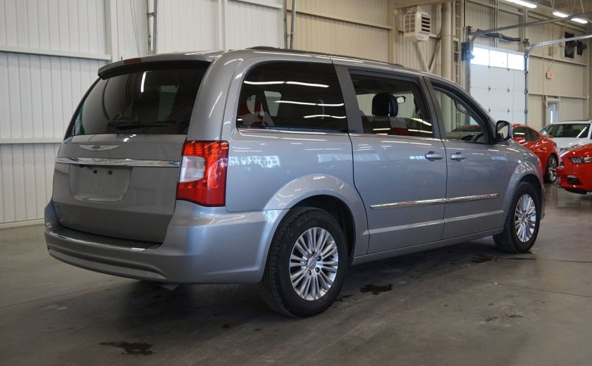 2015 Chrysler Town And Country Touring Stow'n Go  (caméra-cuir) #6